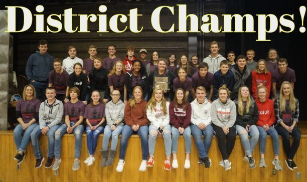 District Champs - One Act.